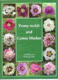 Buch Peony rockii and Gansu Mudan