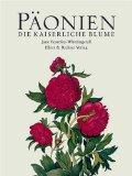 Buch Päonien. Die kaiserliche Blume